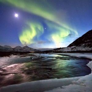 Video de auroras boreales en timelapse de Ole C. Salomonsen 24