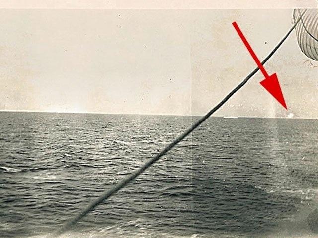 Apareció una fotografía del iceberg que hundió el Titanic 8