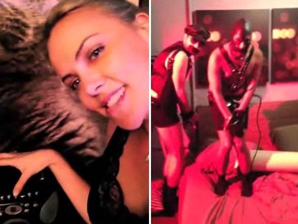 El video porno de Charlize Theron 13