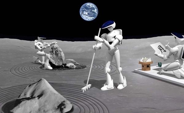 Proponen construir exobots para buscar vida en el Universo 9