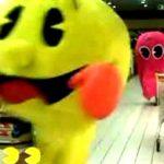 Pac Man de la vida real aterroriza a la gente 7