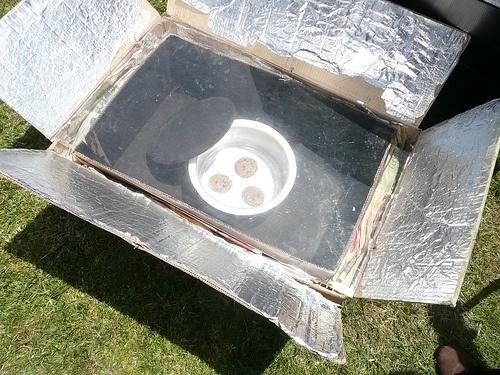 Manual para construir un Horno solar casero por menos de 6 euros 13