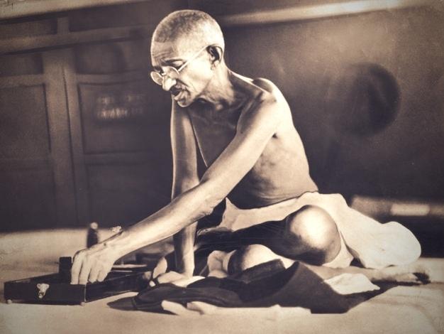 Interior arresta a Gandhi 10