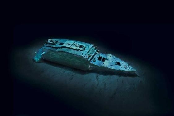 669fe73d9729704691d767d02ceeecf1 - El 'Titanic', como nunca se había visto