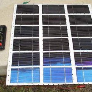 Manual para fabricar un panel solar casero por menos de 70 euros 10