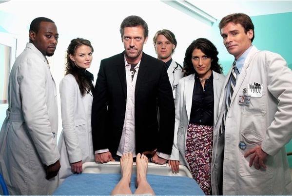 """¿Los protagonistas de """"Dr. House"""" morirán en el último capítulo de la serie? 2"""
