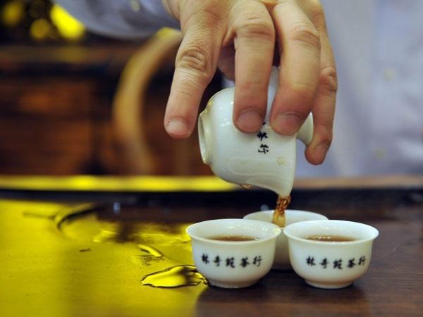 El té verde alteraría los exámenes antidopaje 13