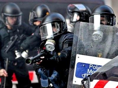 La Policía seguirá usando pelotas de goma pese a la muerte de Cabacas 9