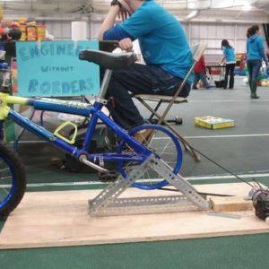 Manual de como construir tu propia bici-generator de electricidad 26