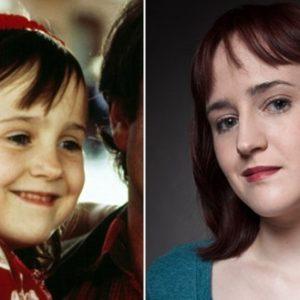 """¿Qué fue de la vida de la niña que protagonizó """"Matilda""""? 29"""