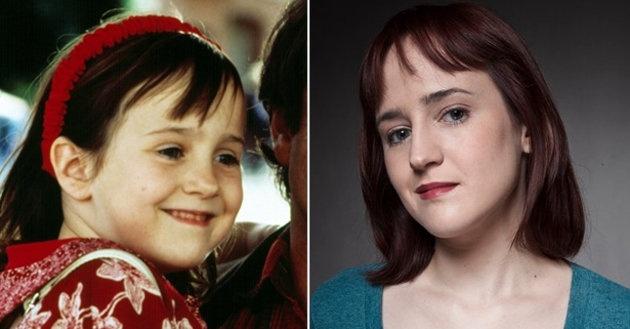 """bd3ae3397a346906fa365a98f1c695e4 - ¿Qué fue de la vida de la niña que protagonizó """"Matilda""""?"""