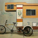 Camper bike, la bicicleta caravana y casa portatil mas eficiente 8