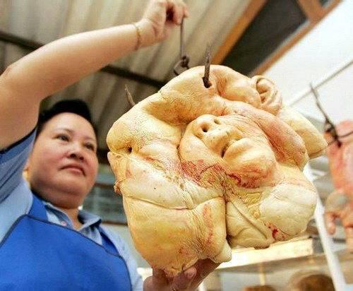 El pan del Horror, vende panes en forma miembros humanos 29
