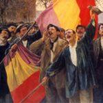 Manifestación por la II República