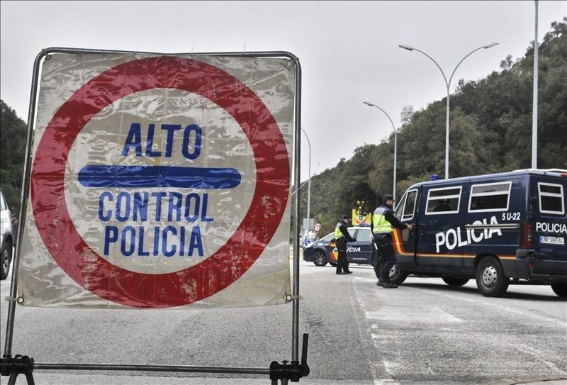 Denuncian controles ideológicos en Barcelona ante la cumbre del BCE 10