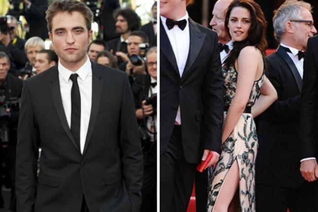 51373261f0b33bfb616b924782bd2ed3 - El apasionado beso de Kristen Stewart y Robert Pattinson en Cannes