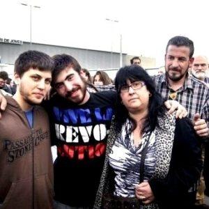 En libertad los 3 jóvenes detenidos en Barcelona el 29-M tras 35 días de cárcel 18