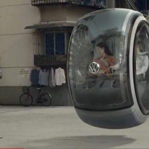 Volkswagen China y su idea de un coche volador 27