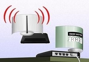 Cómo aumentar la señal de wifi con una lata 24