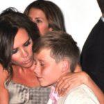 Victoria Beckham se olvidó a uno de sus hijos 9