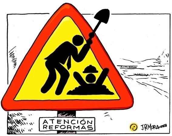 El PP gastará este año 4 millones de euros en publicitar la reforma laboral 10