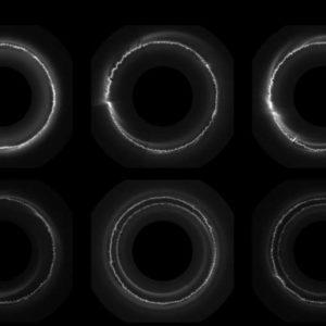 Masas de hielo de 800 metros atraviesan uno de los anillos de Saturno 21