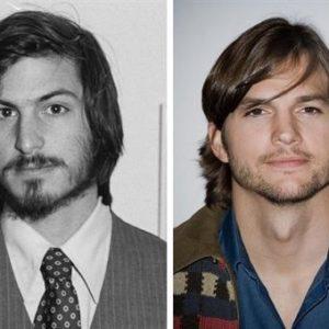 Primeras fotografías de Ashton Kutcher caracterizado como Steve Jobs 23