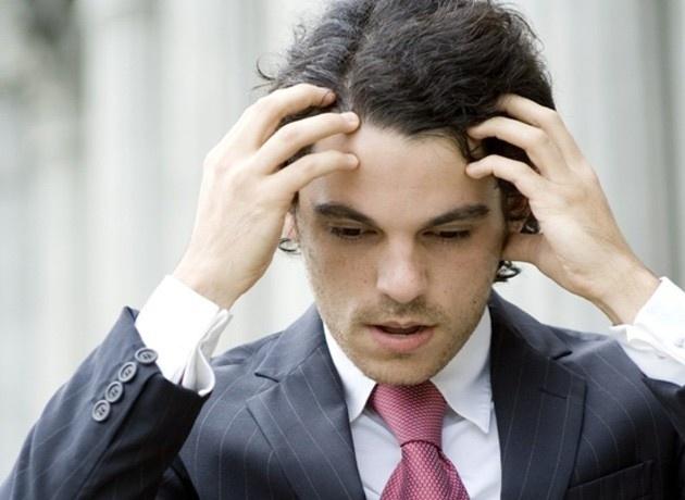 Identifican los 10 trabajos con más altos índices de depresión 10