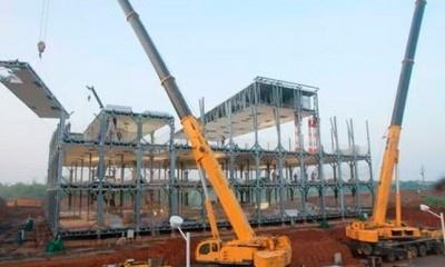 93a3175eacba0e683137e2c824a018b3 - En China construyen un edificio de 6 pisos en 9 días y con retraso de 8 días