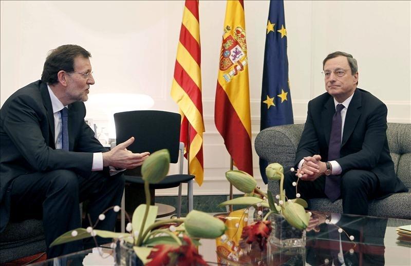 951dacecbf1473d30a48fde31dbdd5c1 - El presidente del BCE dio un ultimatum a Rajoy: o se sanea la banca o habrá intervención