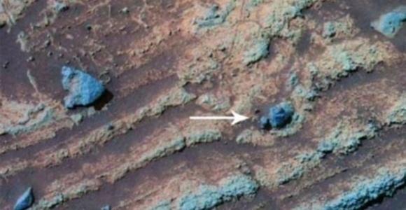 Descubren un pasado de Marte similar al de la del Planeta Tierra 13