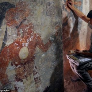 Descubierto el calendario maya más antiguo en unas ruinas de Guatemala 11