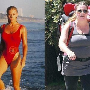 ¿Qué le ha ha pasado a la vigilante de la playa Nicole Eggert? 21