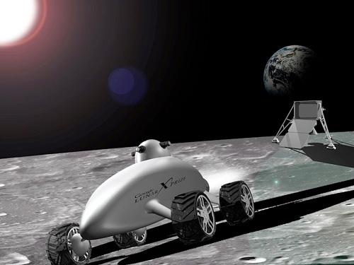 Google promociona viajes privados a la Luna 12