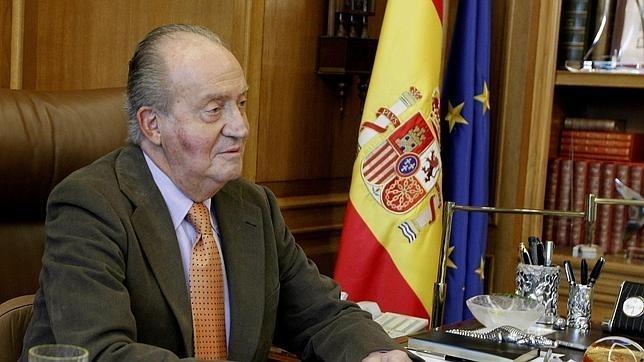 Un municipio catalán declara al Rey persona non grata por ser el heredero del franquismo 2