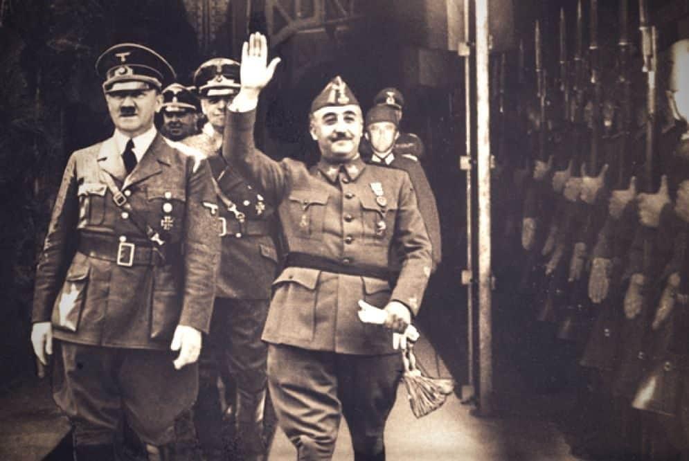 Franco fue un dictador sangriento y asesino 1
