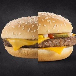 El truco de McDonald's para que sus hamburguesas parezcan más apetecibles 22