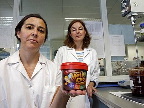 Crean una crema untable de cacao y miel con sólo un 1% de grasa 11