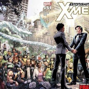 Indignación ultracatólica porque solo un superhéroe de cómic ha rechazado asistir a la primera boda gay de los X-Men 20