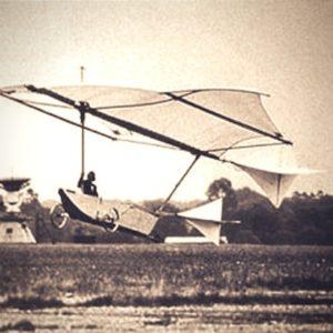 Los hermanos Wright no fueron los primeros en hacer un vuelo tripulado 4