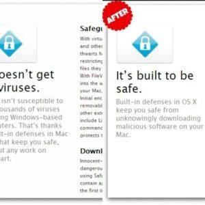 Adiós al mito: Apple no es inmune a los virus 24