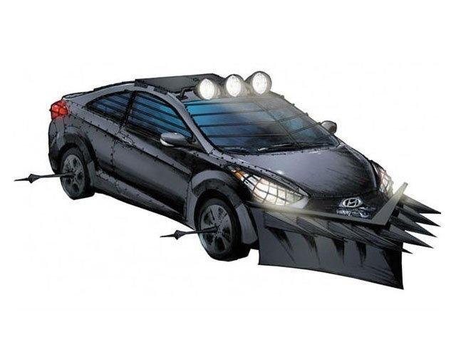 46f5dadf81ac40ebf5ed54cb7b101d8a - El creador de The Walking Dead y Hyunday diseñan un coche para sobrevivir a un ataque zombi