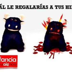 Publicidad para toros y no contra la violencia machista 27