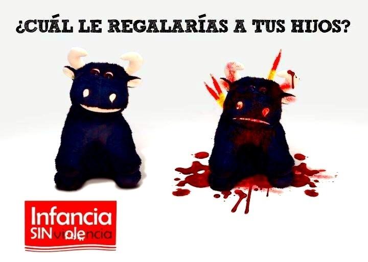 Publicidad para toros y no contra la violencia machista 13