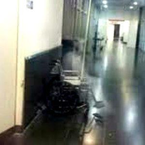Conmoción en hospital de Argentina por la aparición de un fantasma 19