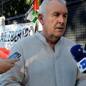 """Cayo Lara: """"la movilización en el sector minero es absolutamente necesaria"""" 38"""