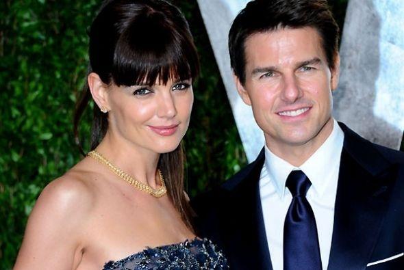 Tom Cruise y Katie Holmes se divorcian 11