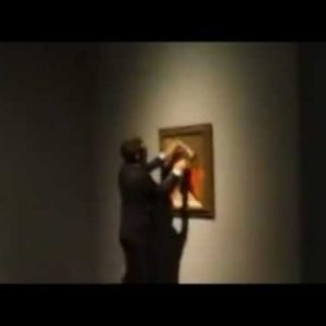 Atacan un Picasso en un museo de Houston 23