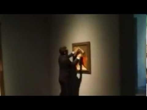 Atacan un Picasso en un museo de Houston 10