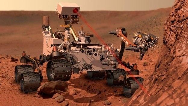 El descenso de la misión Curiosity en Marte, todo un reto de ingeniería 2